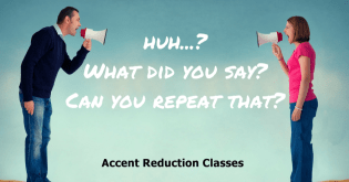 1-1 TOEFL accent reduction assistance