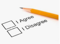 Agree or disagree TOEFL question type