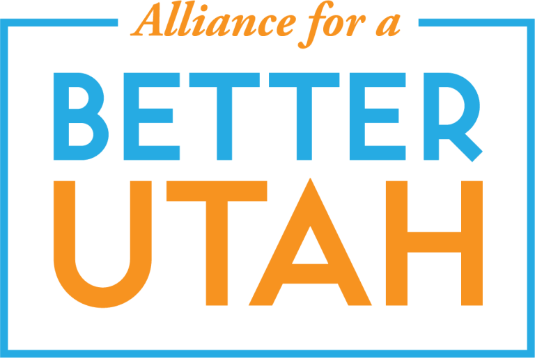 Alliance for a Better Utah Logo