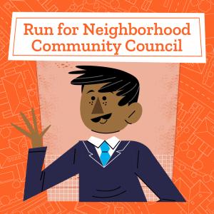 Run for Neighborhood Community Council