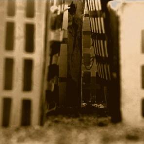 Skyline 2006, C-Print,Leuchtkasten, Maße 100 x 125 x 12 cm