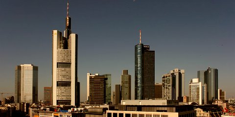 Bankenviertel Frankfurt a.M. © wikipedia.org