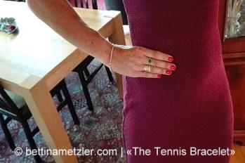 © bettinametzler.com | «The Tennis Bracelet»