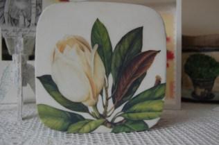 Pudełko z magnolią