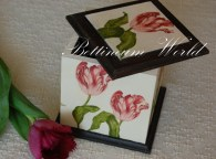 Tulipanowe pudełko