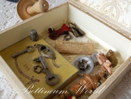Nostalgiczna szkatułka