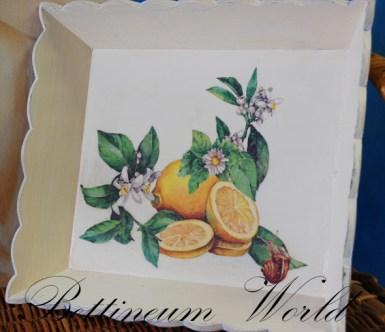 Cytrynowa owocarka
