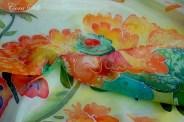 Malowany jedwab