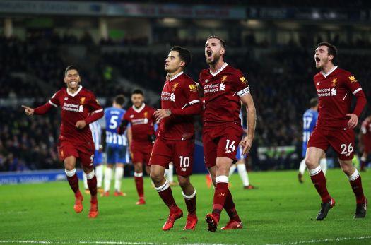 Discover Brighton vs Liverpool Free Predictions 12/01/2019