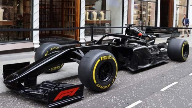 British Grand Prix sprint qualifying: F1's break with history