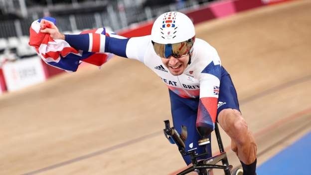 Tokyo Paralympics: Jaco van Gass - from injury in Afghanistan to Paralympic champion