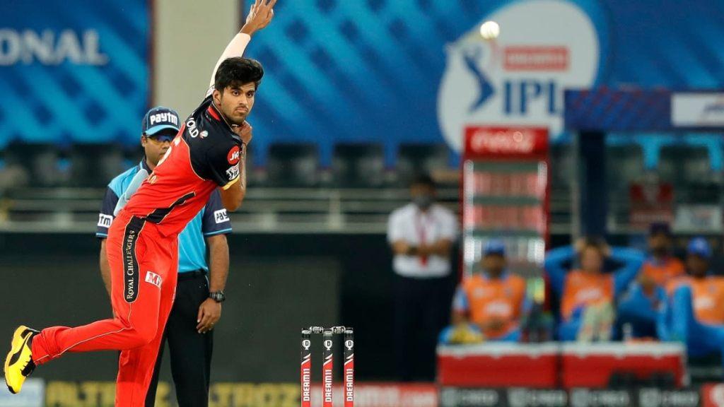 Washington Sundar ruled out of remainder of IPL 2021 due to finger injury