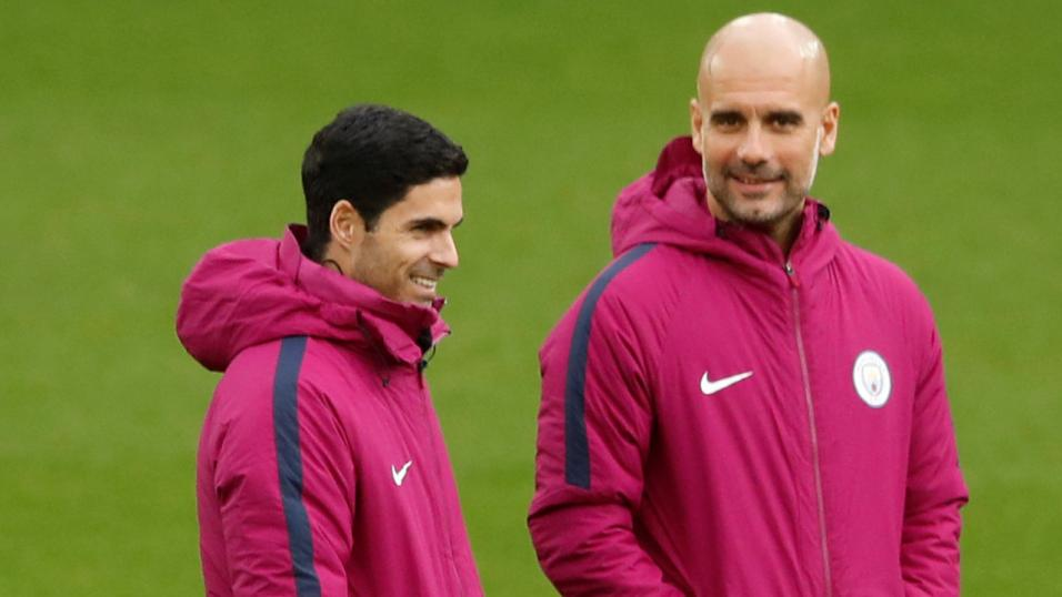 Man City v Arsenal: Gunners to battle but come up short
