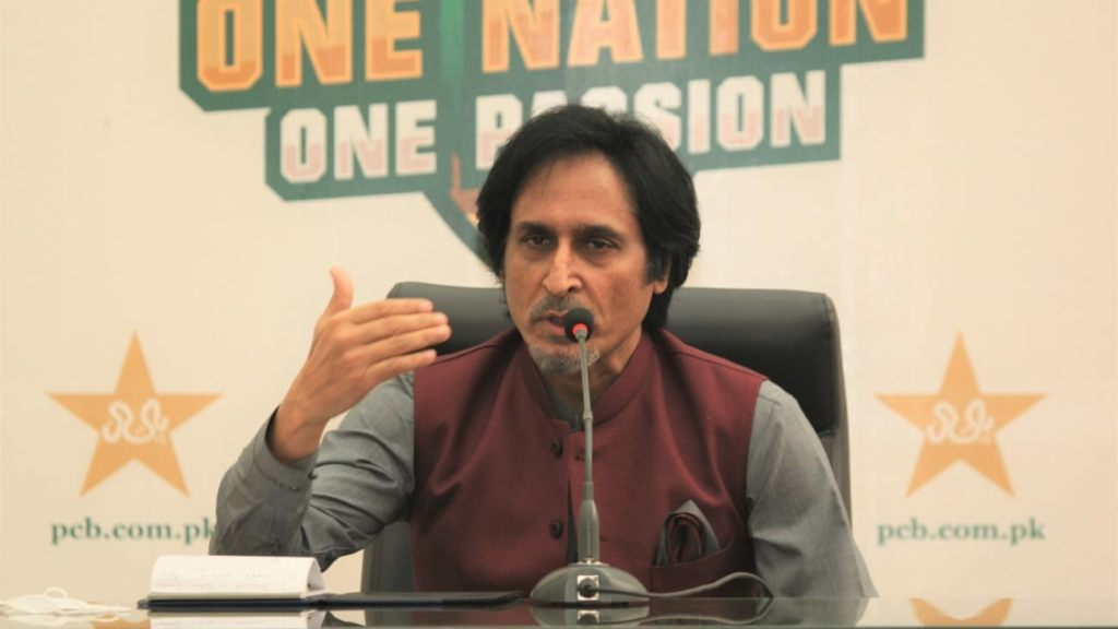 Ramiz Raja rages at cricket's 'Western Bloc' after England back out of tour