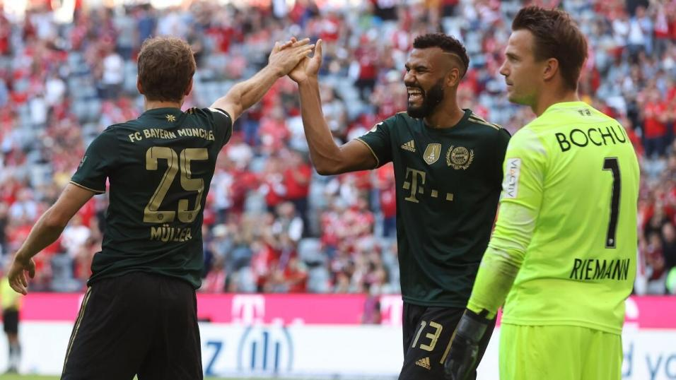 Bundesliga: Bayern and Wolfsburg to stay in front in Gameweek 6