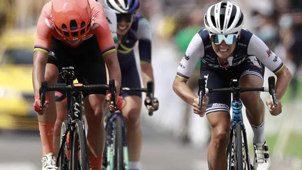 Tour de France: Women's eight-stage race will feature two mountain stages and summit finish