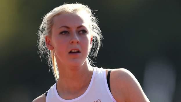 Erin McBride: British Para-cyclist given three-year ban for doping