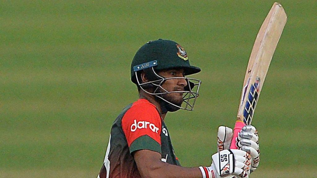 Bangladesh bat and pick Naim for Soumya Sarkar