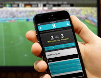 Best football betting apps rated