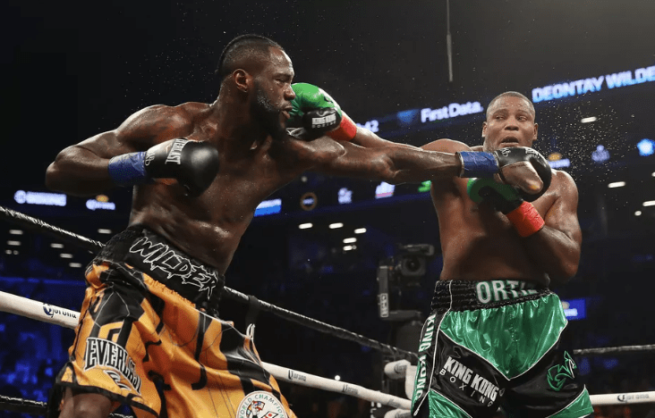 Wilder Ortiz 2 Rematch Betting Odds