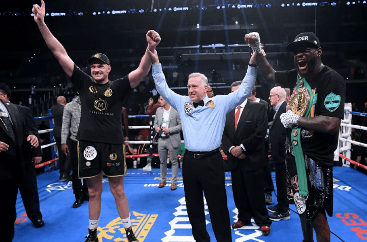 how to bet on Fury Wilder 2 rematch odds