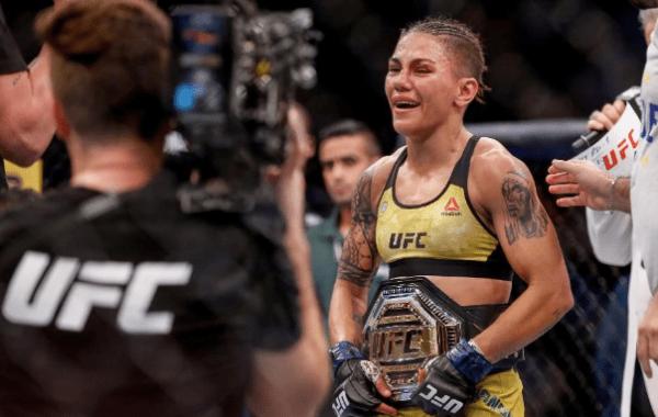 UFC China Betting Odds
