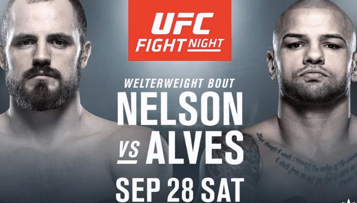 UFC Copenhagen Betting Odds
