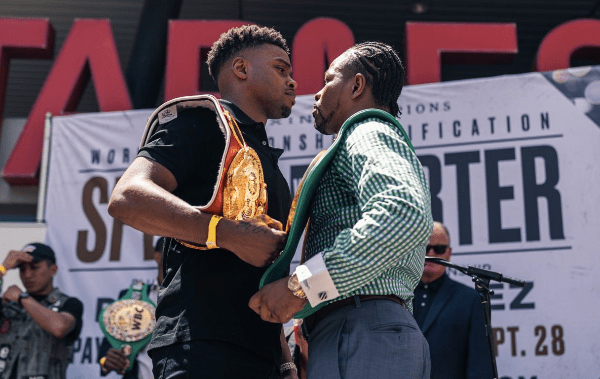 Spence Porter Boxing Betting Preview Odds