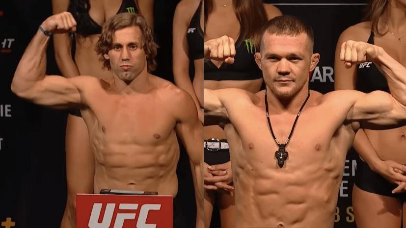 UFC 245 Betting Odds