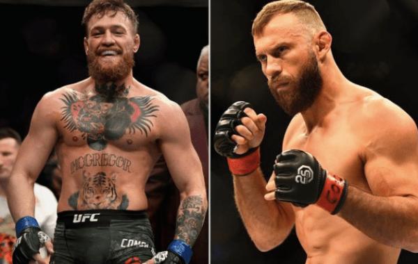 McGregor Cerrone Opening UFC Odds