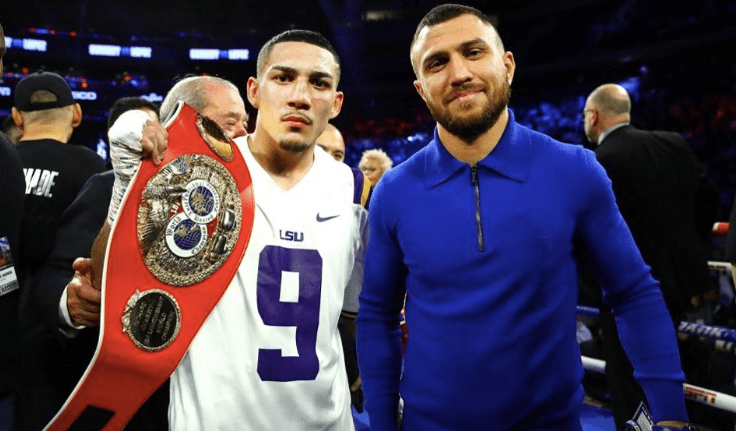 Lomachenko Teofimo Lopez Betting Odds