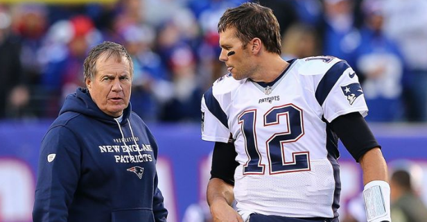 bill belichick tom brady retirement odds