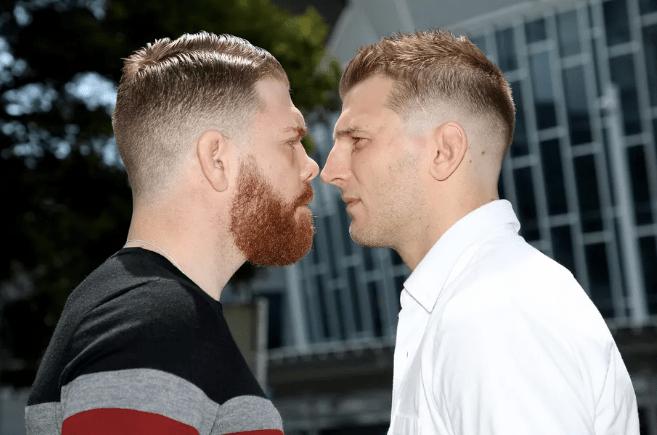 UFC Aucklands Odds