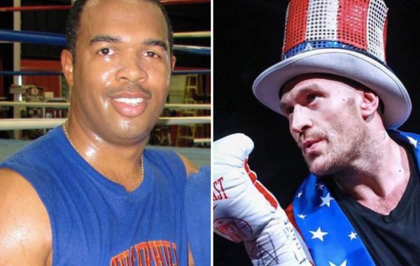 Tyson Fury New Trainer SugarHill