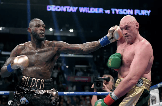 Wilder vs Fury Round Betting Odds