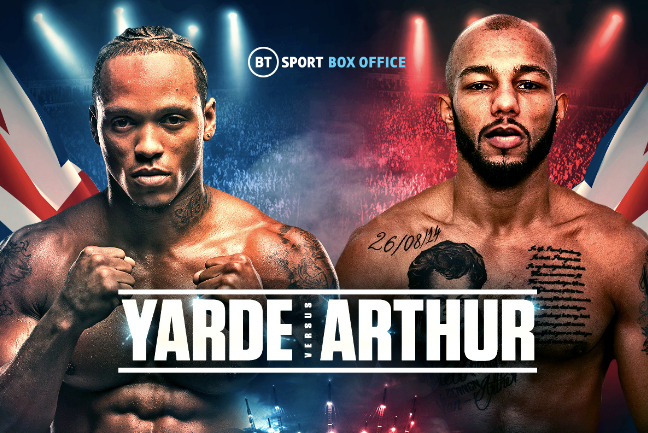 Yarde Arthur Betting Odds & Prediction