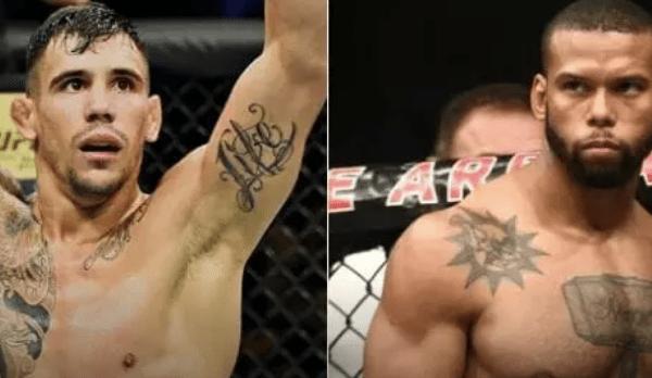 Santos vs Rakic Odds Released for UFC 259