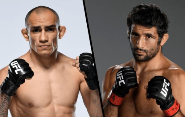 Beneil Dariush vs Tony Ferguson Booked for UFC 262