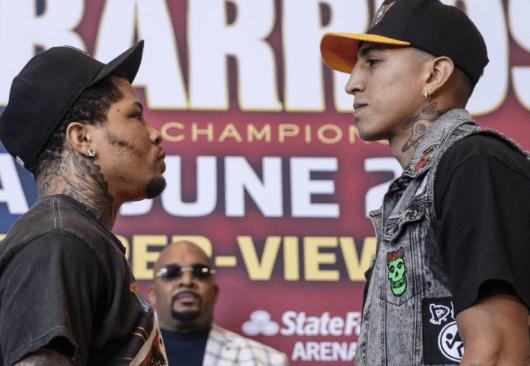 Gervonta Davis vs Mario Barrios, Face to Face