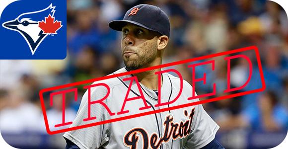 MLB 2015 Trades