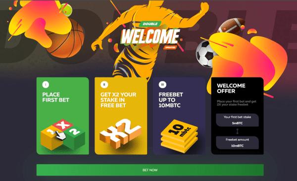 fortunejack sports deposit bonus