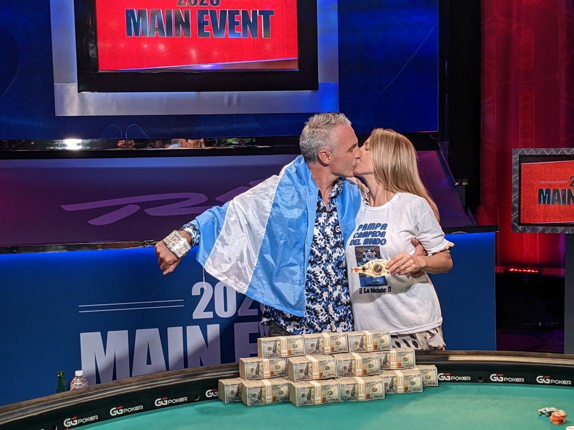 Damian Salas poker
