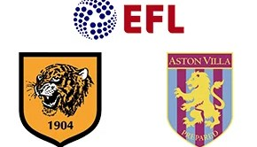 EFL Championship Hull City vs Aston Villa