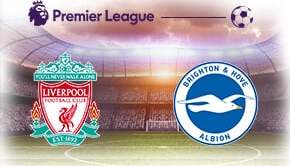 PL Liverpool vs Brighton