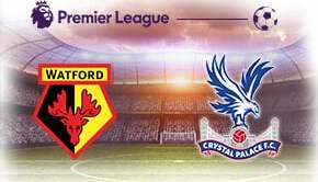 PL Watford vs Crystal Palace