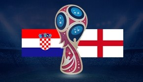 World Cup Croatia vs England