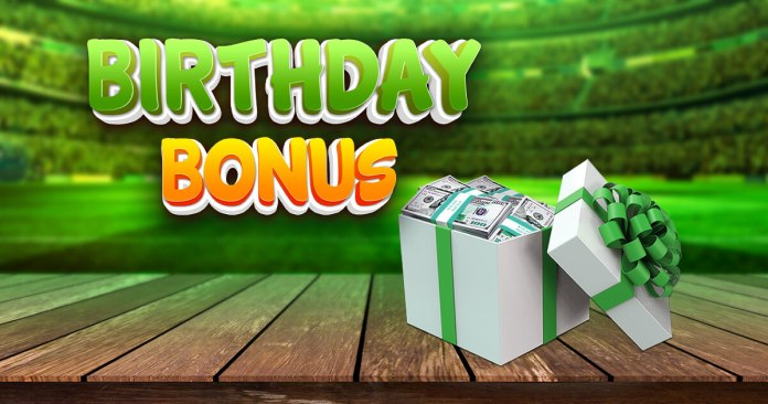 BDay Bonus Wazobet Gift