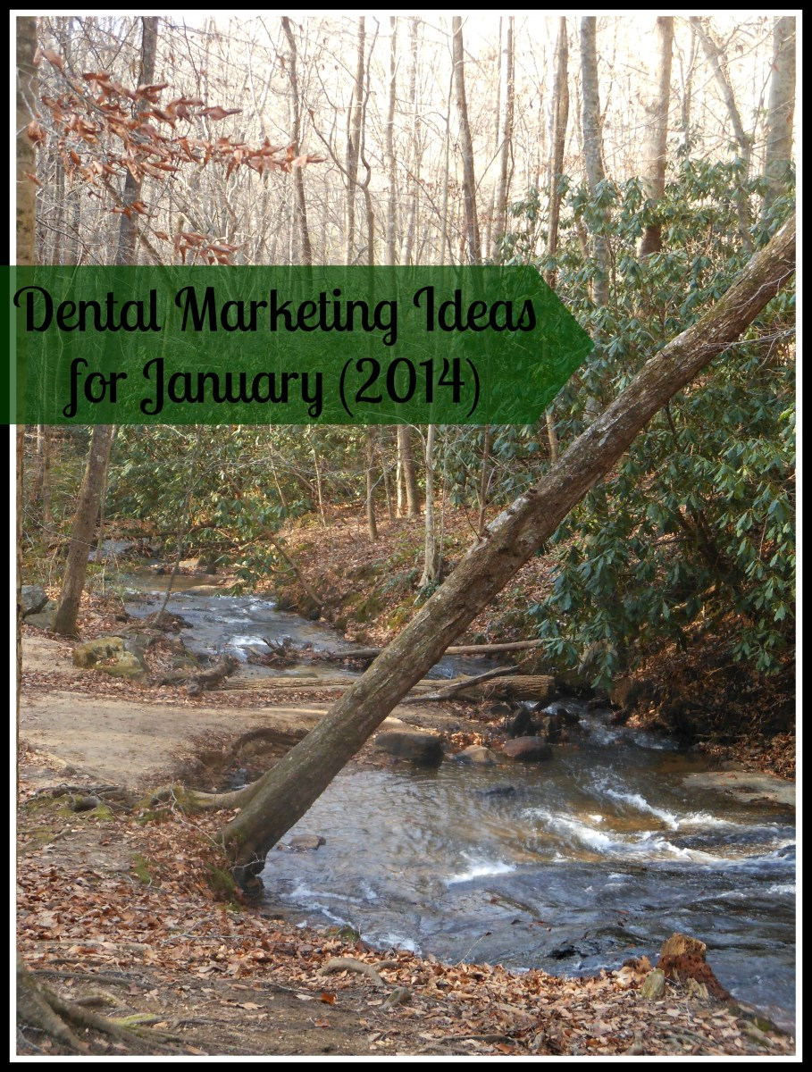 dental marketing and practice management ideas