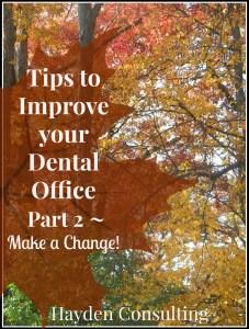 dental marketing tips hayden consulting