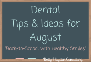 betty hayden consulting august dental marketing ideas